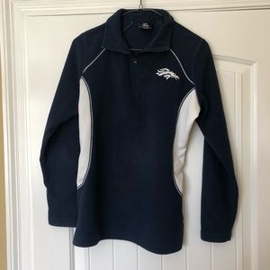 Denver Broncos fleece